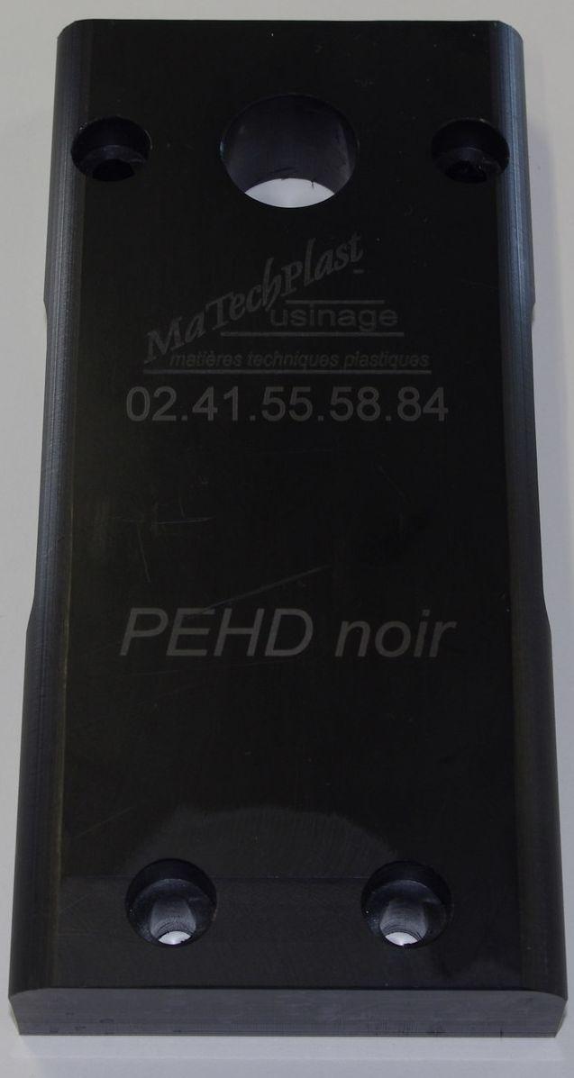 PEHD 500 NOIR