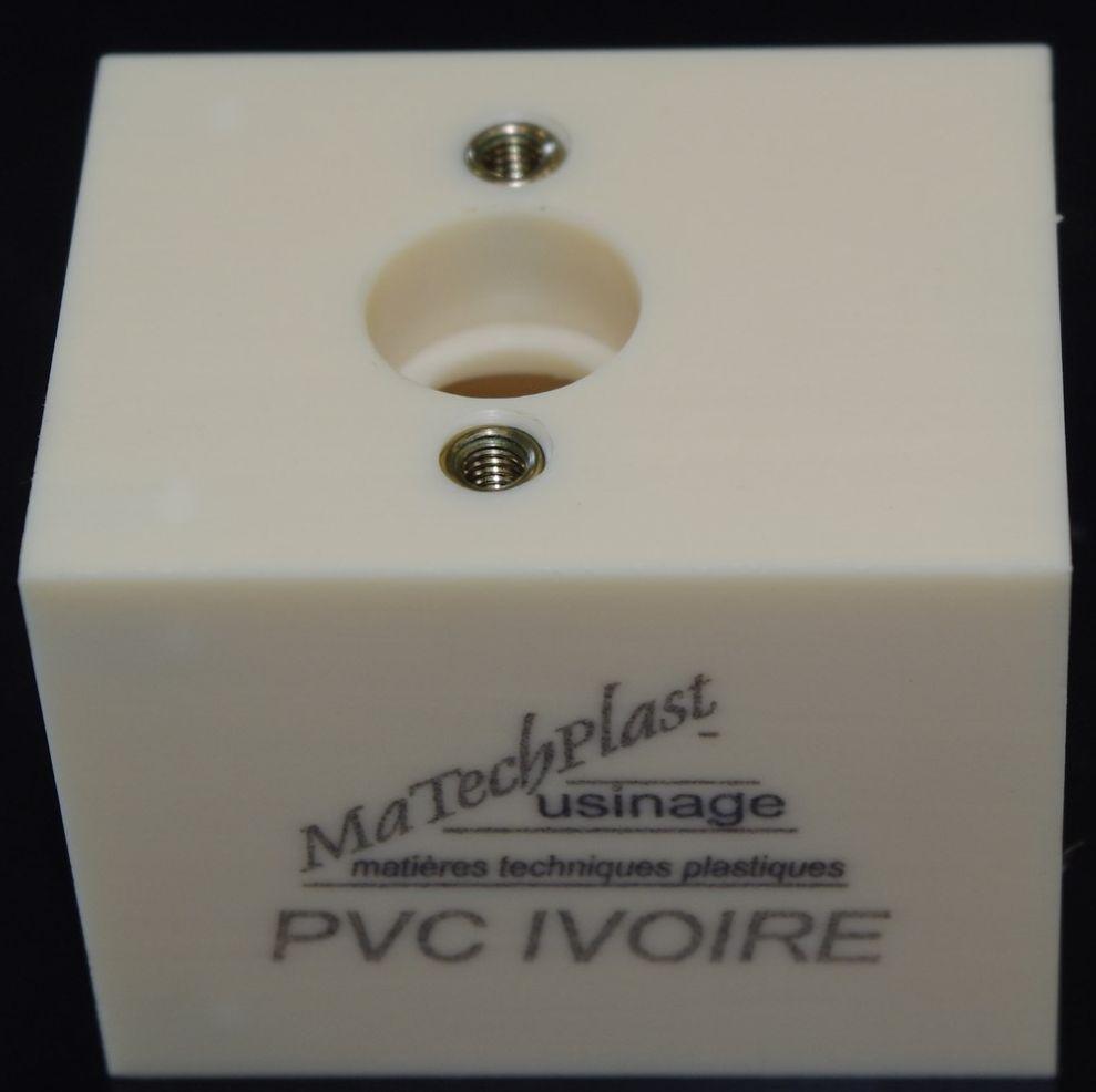 PVC IVOIRE