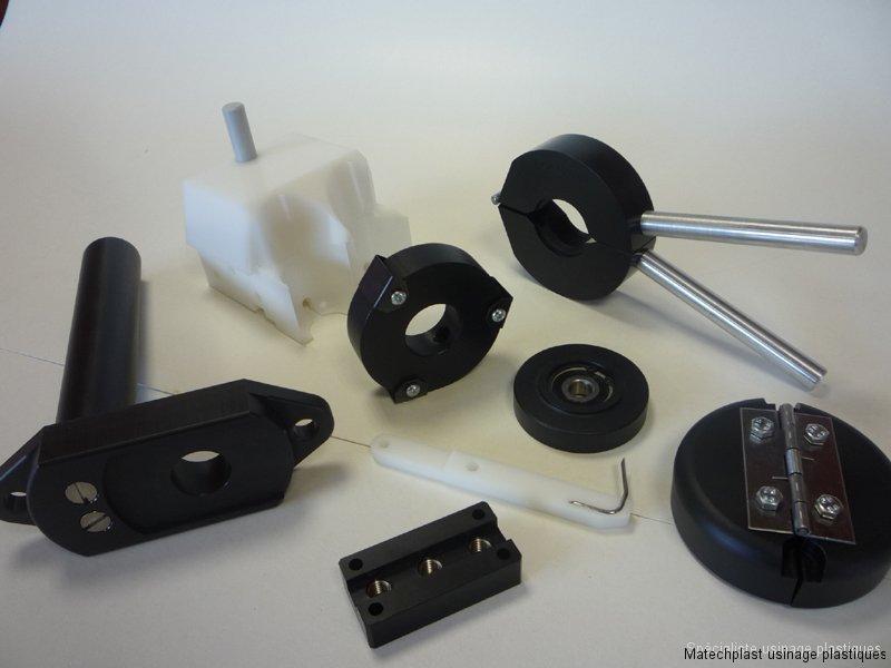 Tous secteurs : montage des pièces plastiques