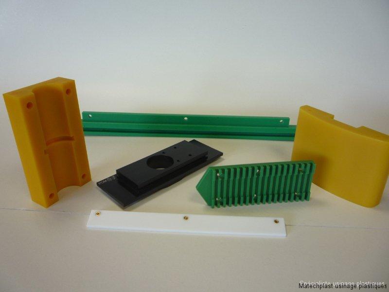 Maintenance et outils : patins plastiques