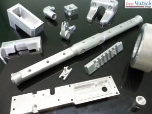 tournage fraisage aluminium