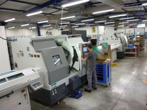 Investissement 2012 : Matechplast améliore sa réactivité grâce à son parc machines CN en tournage