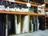 stock plaques longueurs 1m
