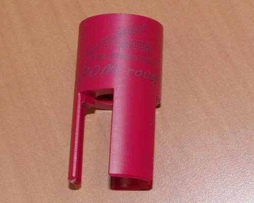gravure laser Pom Rouge